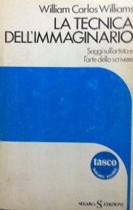 William Carlos Williams. La tecnica dell'immaginario