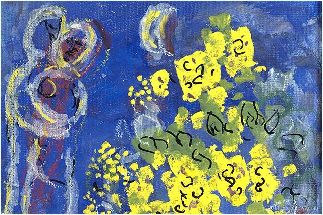 Pintura: Marc Chagall